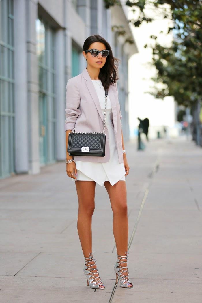 Live In Lavender Schutz Slate Sandals Amp Chanel Boy Bag