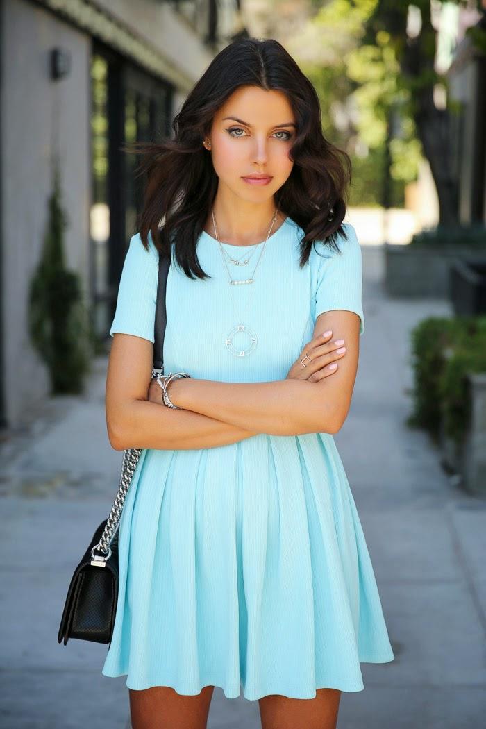 Tiffany Blue :: Opening Ceremony Apex Dress & Tiffany