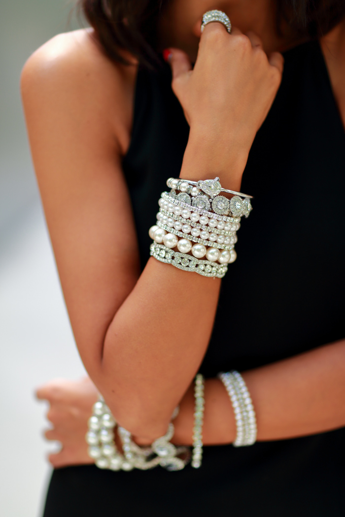 Chevron Amp Pearls Vivaluxury