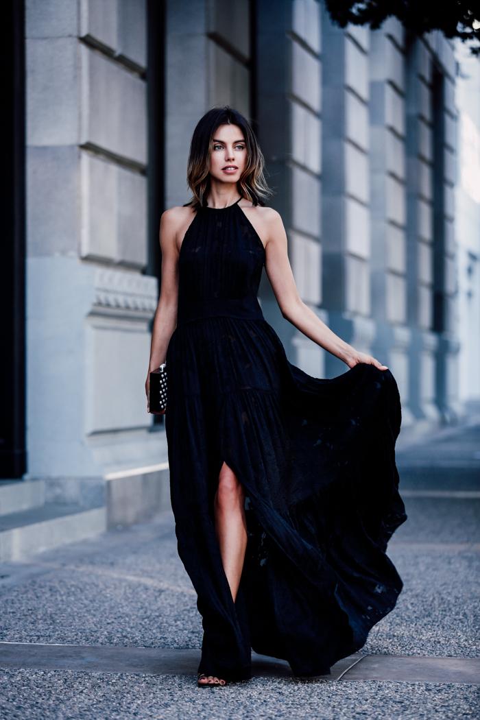 Fine Wedding Guest Black Dress Inspiration Wedding Ideas nilrebo