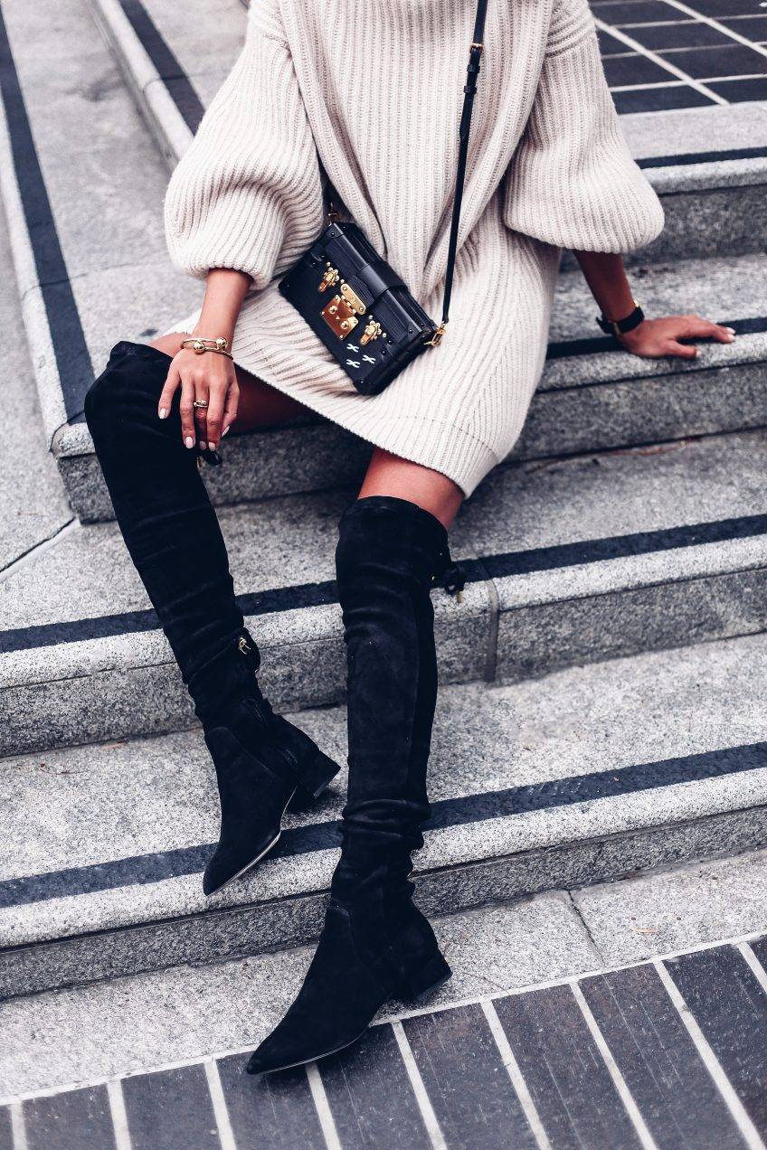 San Diego Sweater Dressing Vivaluxury