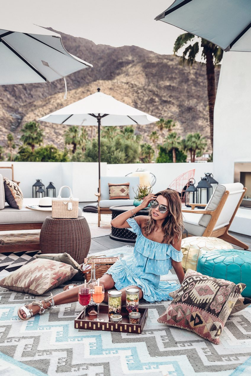 Pastel In Palm Springs Vivaluxury