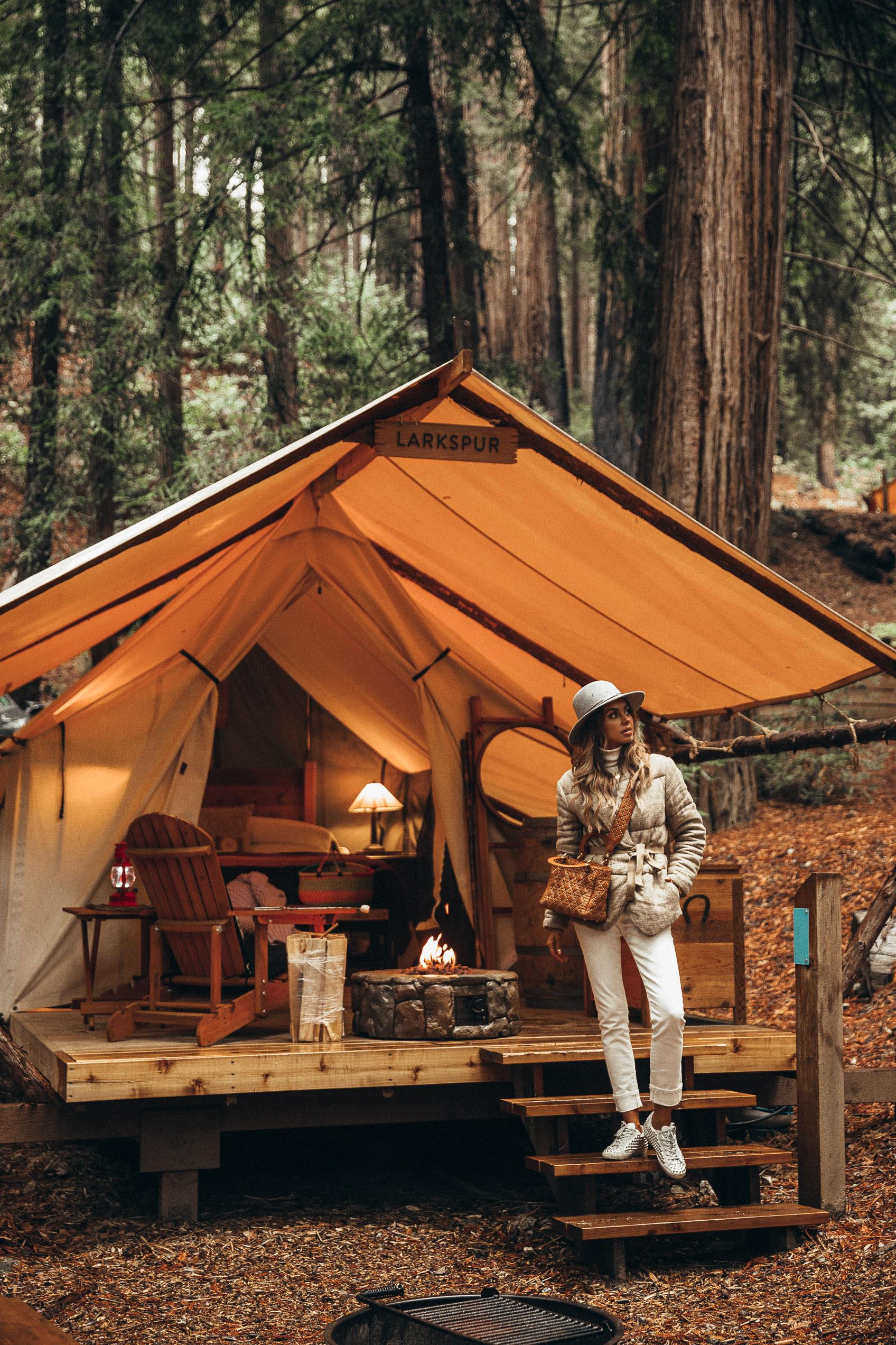 Glamping In California >> California Glamping Vivaluxury