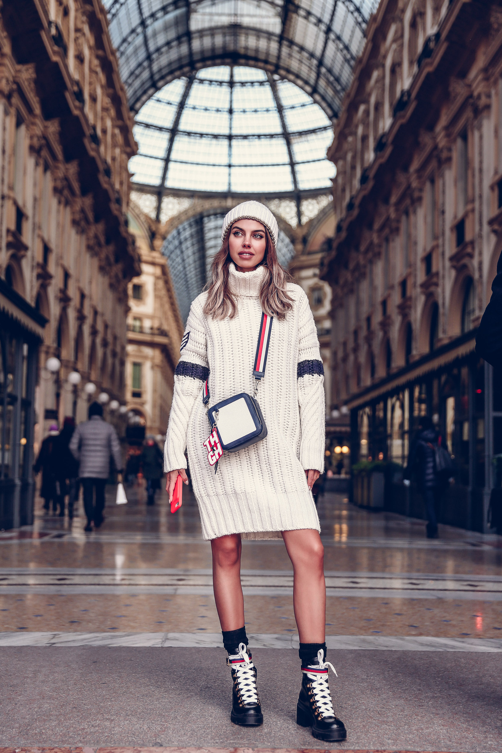 fd3d59902ae Milan Fashion Week  Tommy Hilfiger   Trussardi