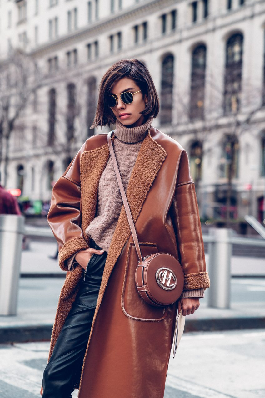 My Look For Michael Kors Fall 2020 Show